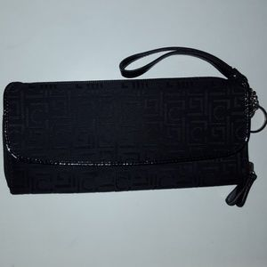 Ladies Wallet Wristlet with Keychain